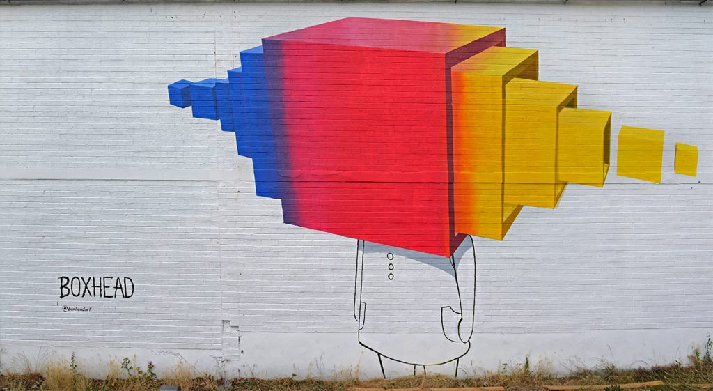 Artist - Boxhead